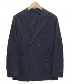 Brilla per il gusto(ブリッラ ペル イルグースト)の古着「ダブルジャケット」|ネイビー