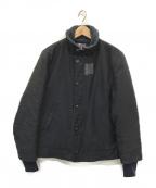 BLUE BLUE()の古着「N-1デッキジャケット」|ネイビー