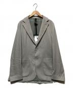 HEVO(イーヴォ)の古着「ウール2Bジャケット」|グレー
