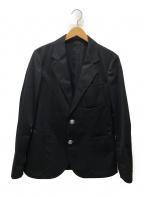 The Stylist Japan(ザスタイリストジャパン)の古着「ホップサックジャケット」|ブラック