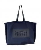 Maison Margiela 11(メゾンマルジェラ 11)の古着「ロゴトートバッグ」|ブラック