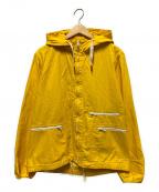 Engineered Garments()の古着「マウンテンパーカー」|イエロー
