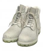 Timberland(ティンバーランド)の古着「ブーツ」|ホワイト