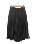 FRAPBOIS(フラボア)の古着「ホーリーパンツ」 ブラック