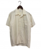 Y's for men(ワイズフォーメン)の古着「半袖シャツ」|アイボリー