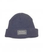 ENNOY(エンノイ)の古着「ニット帽」|ブラック