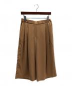 daisy lin for foxey(デイジーリン フォー フォクシー)の古着「シャラシャラパンツ」|キャメリゼ