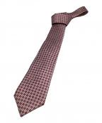 GIORGIO ARMANI(ジョルジョアルマーニ)の古着「ネクタイ」|ピンク