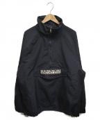 NAPAPIJRI()の古着「アノラックジャケット」|ブラック