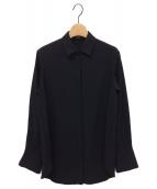 ()の古着「EDENシャツ」|ブラック