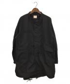 BONCOURA(ボンクラ)の古着「B-65 MODS COAT」|ブラック