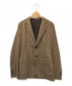 Junhashimoto(ジュンハシモト)の古着「パッチ ジャケット」 ブラウン