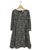 ()の古着「CHELSEAドレス」|ブラック