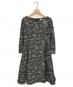 TOCCA(トッカ)の古着「CHELSEAドレス」|ブラック