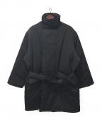 whowhat(フーワット)の古着「中綿チベットコート」|ブラック