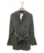 ()の古着「ジャケット」|オリーブ