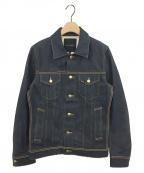 1piu1uguale3(ウノピゥウノウグァーレトレ)の古着「デニムジャケット」|インディゴ