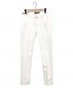 PT05(ピーティーゼロチンクエ)の古着「パンツ」|ホワイト