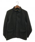 PHIGVEL(フィグベル)の古着「WOOL SPORTS JACKET」|グレー