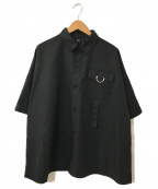 OY(オーワイ)の古着「RCHIVE RING JACKET SHIRTS」|ブラック