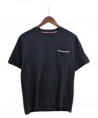 MONCLER GAMME BLEU(モンクレール ガム ブルー)の古着「MAGLIA T-SHIRT」|ネイビー