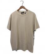 FOG ESSENTIALS(フィアオブゴッド エッセンシャル)の古着「Tシャツ」|ベージュ