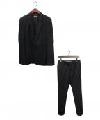 RAF SIMONS(ラフシモンズ)の古着「セットアップスーツ」|ブラック