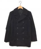 Y's(ワイズ)の古着「コート」 ブラック