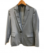 icB(アイシービー)の古着「Refined Oxテーラードジャケット」|ブルー