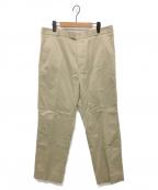 OAMC(オーエーエムシー)の古着「Idol Pant」|ベージュ
