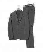STUDIOUS(ステュディオス)の古着「NIFTEC セットアップスーツ」|グレー