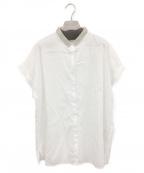 Fabiana Filippi(ファビアナフィリッピ)の古着「シャツ」 ホワイト