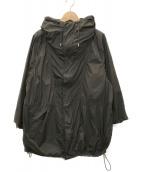 ()の古着「Nylon Zip Up ジャケット」|ブラック