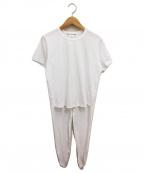 COMME des GARCONS GIRL(コムデギャルソン ガール)の古着「スワローテイルTシャツ」|ホワイト