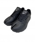 Maison Margiela 22(メゾンマルジェラ 22)の古着「CLASSIC LEATHER TABI SHOES」 ブラック