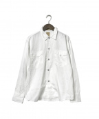 sanca(サンカ)の古着「カウボーイシャツ」 ホワイト