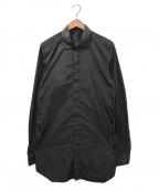 RICK OWENS(リックオウエンス)の古着「シャツ」|ブラック