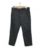 BEDWIN &THE HEARTBREAKERS(ベドウィンアンドザ ハートブレイカーズ)の古着「パンツ」 ブラック