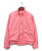 Battenwear(バテンウェア)の古着「Weekend Jacket」 ピンク