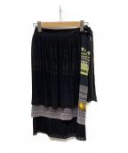 ADORE(アドーア)の古着「スカート」|ブラック