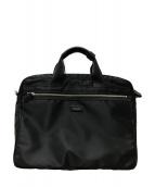 ()の古着「2WAYビジネスバッグ」|ブラック