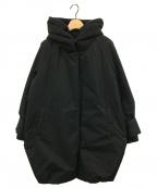 Lisiere(リジェール)の古着「中綿コクーンコート」|ブラック