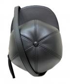 J.W. ANDERSON(ジェイダブリューアンダーソン)の古着「CAP BAG」|ブラック