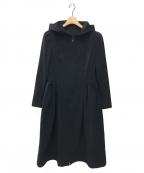 Rene basic(ルネベーシック)の古着「Rainy F&F Coat」 ブラック