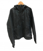 ASPESI(アスペジ)の古着「SUPER TECNICOⅡ/フーデッドジャケット」 ブラック