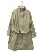 ()の古着「ライナー付ステンカラーコート」 ベージュ