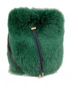 LUDLOW(ラドロー)の古着「FOXショルダーバッグ」 グリーン
