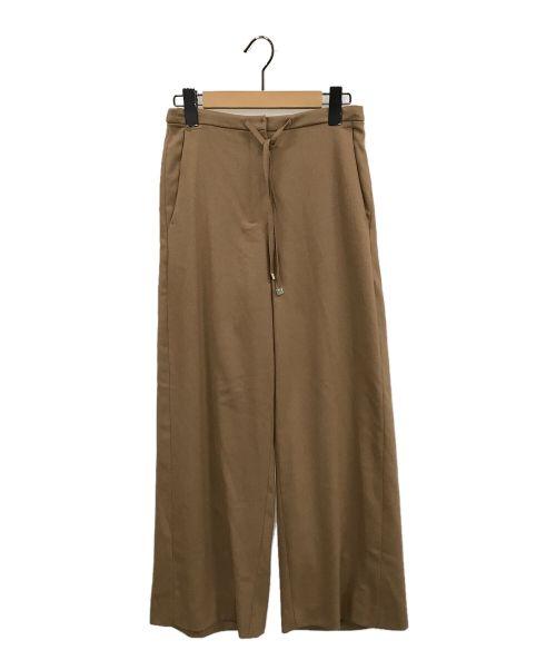 'S Max Mara(エスマックスマーラ)'S Max Mara (エスマックスマーラ) パンツ キャメル サイズ:38の古着・服飾アイテム