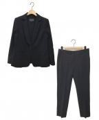 GIORGIO ARMANI(ジョルジオアルマーニ)の古着「パンツスーツ」|ブラック