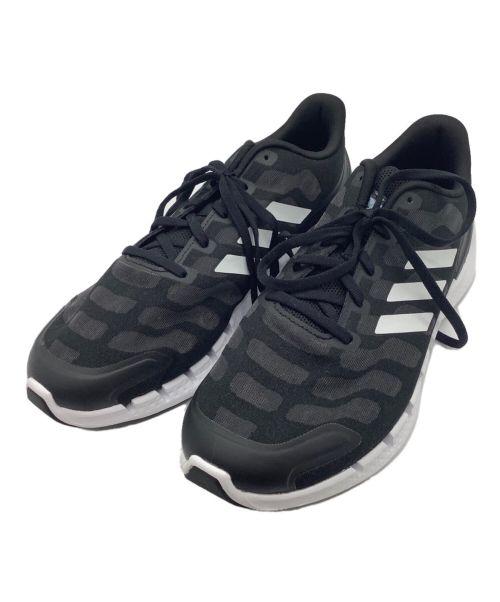 adidas(アディダス)adidas (アディダス) スニーカー ブラック×ホワイト サイズ:28cmの古着・服飾アイテム